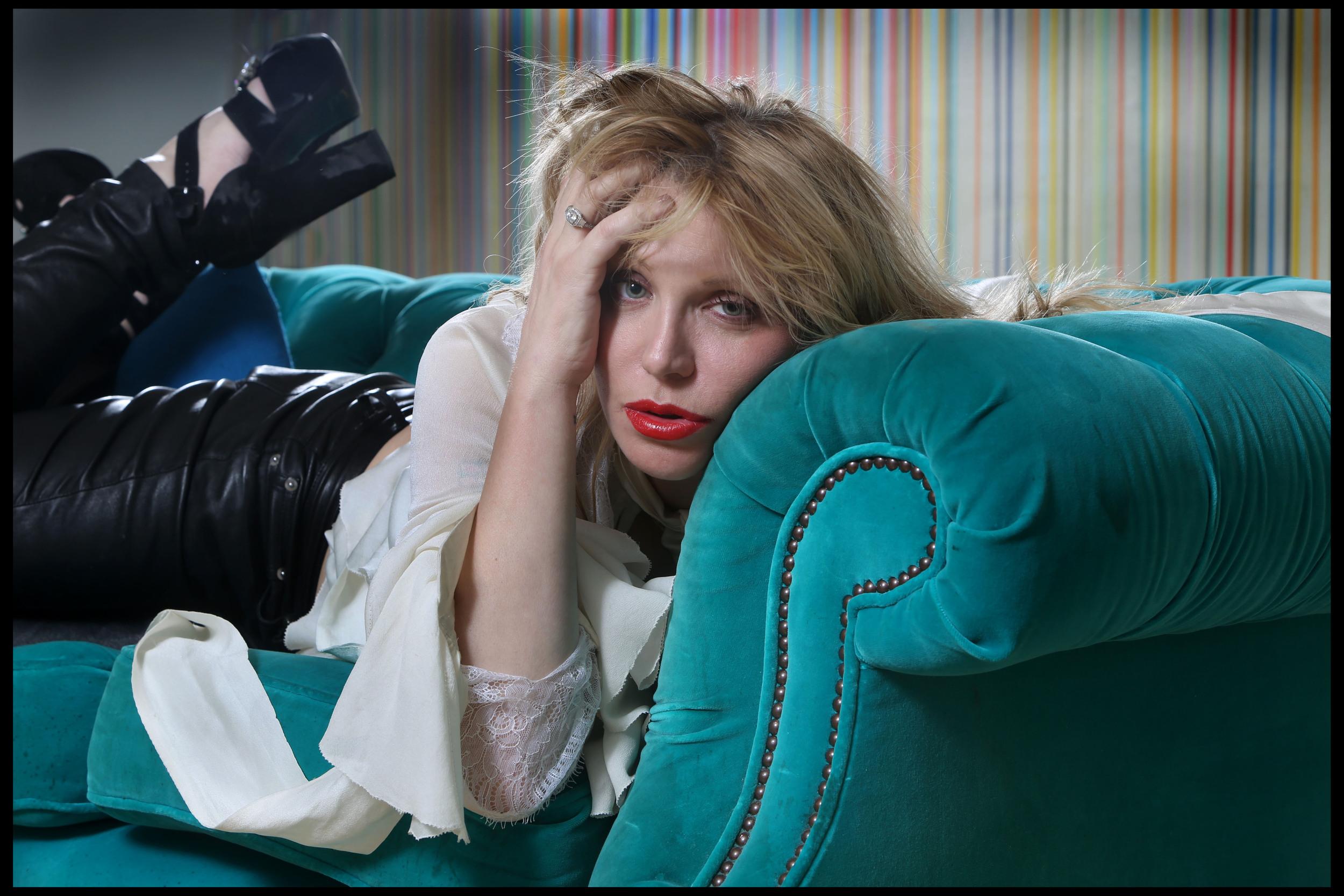 Courtney Love, musician