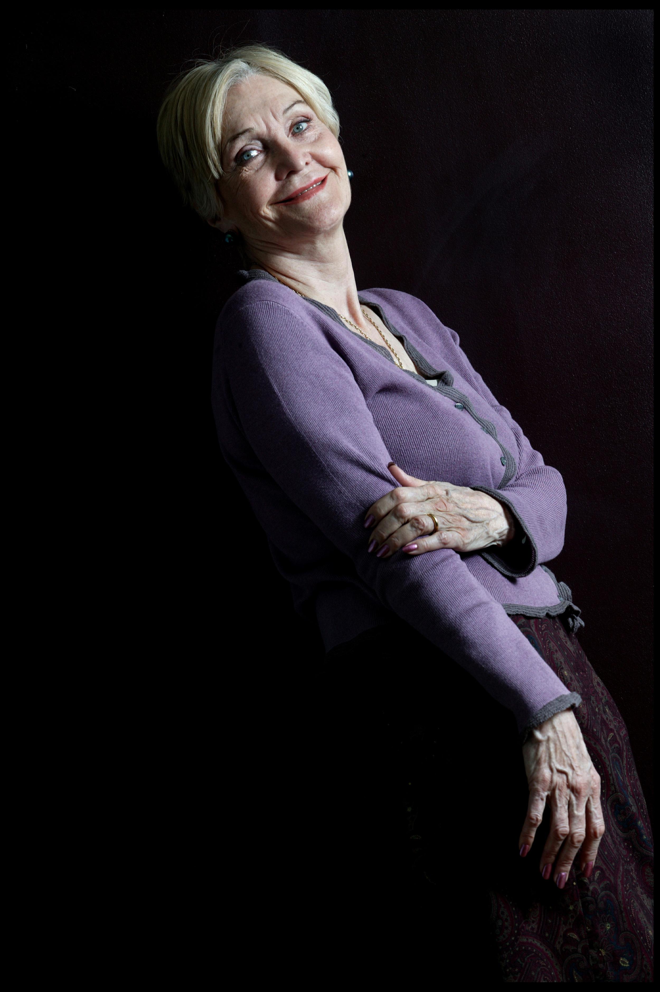 Sheila Hancock, actress, writer