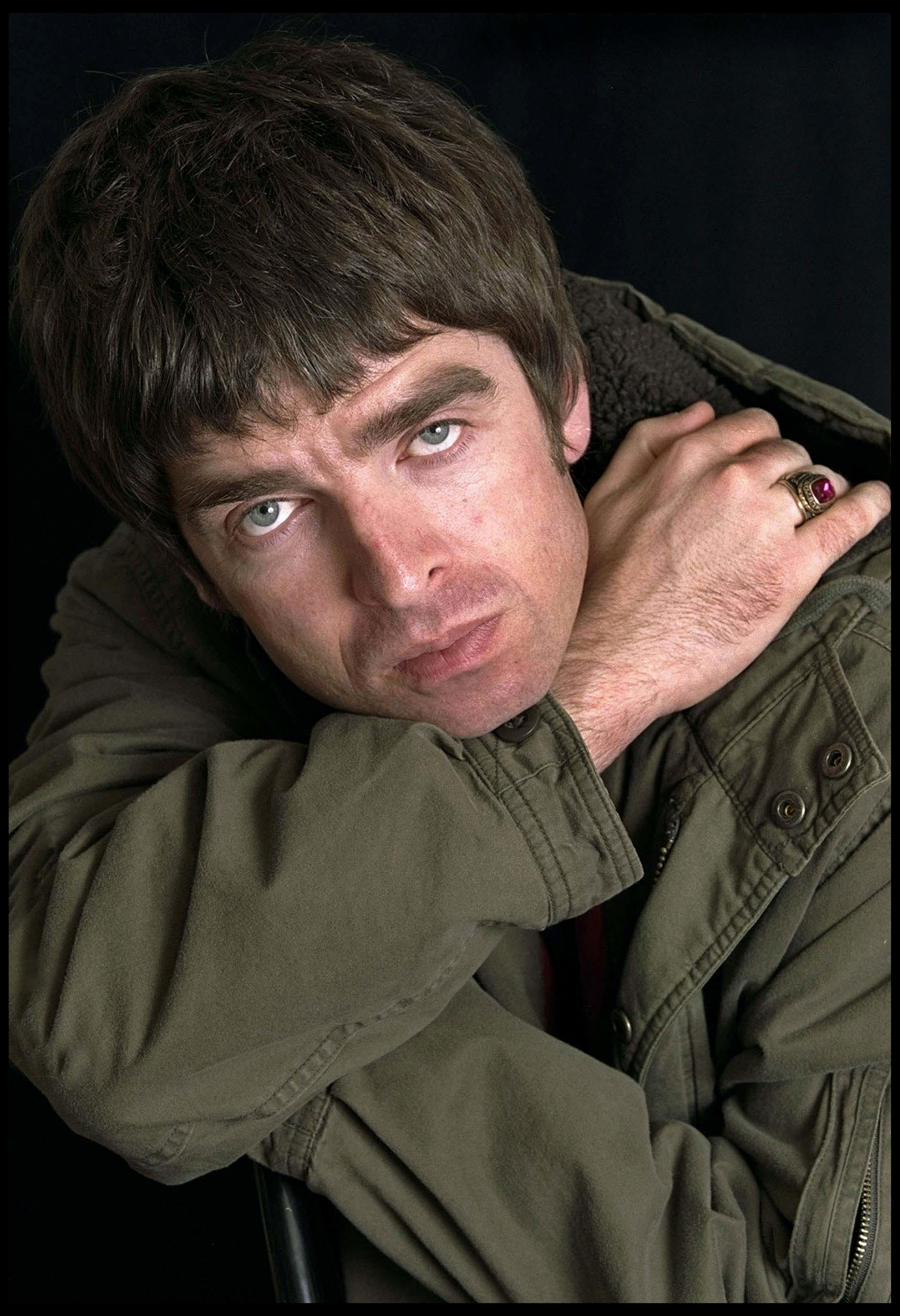 Noel Gallagher, musician