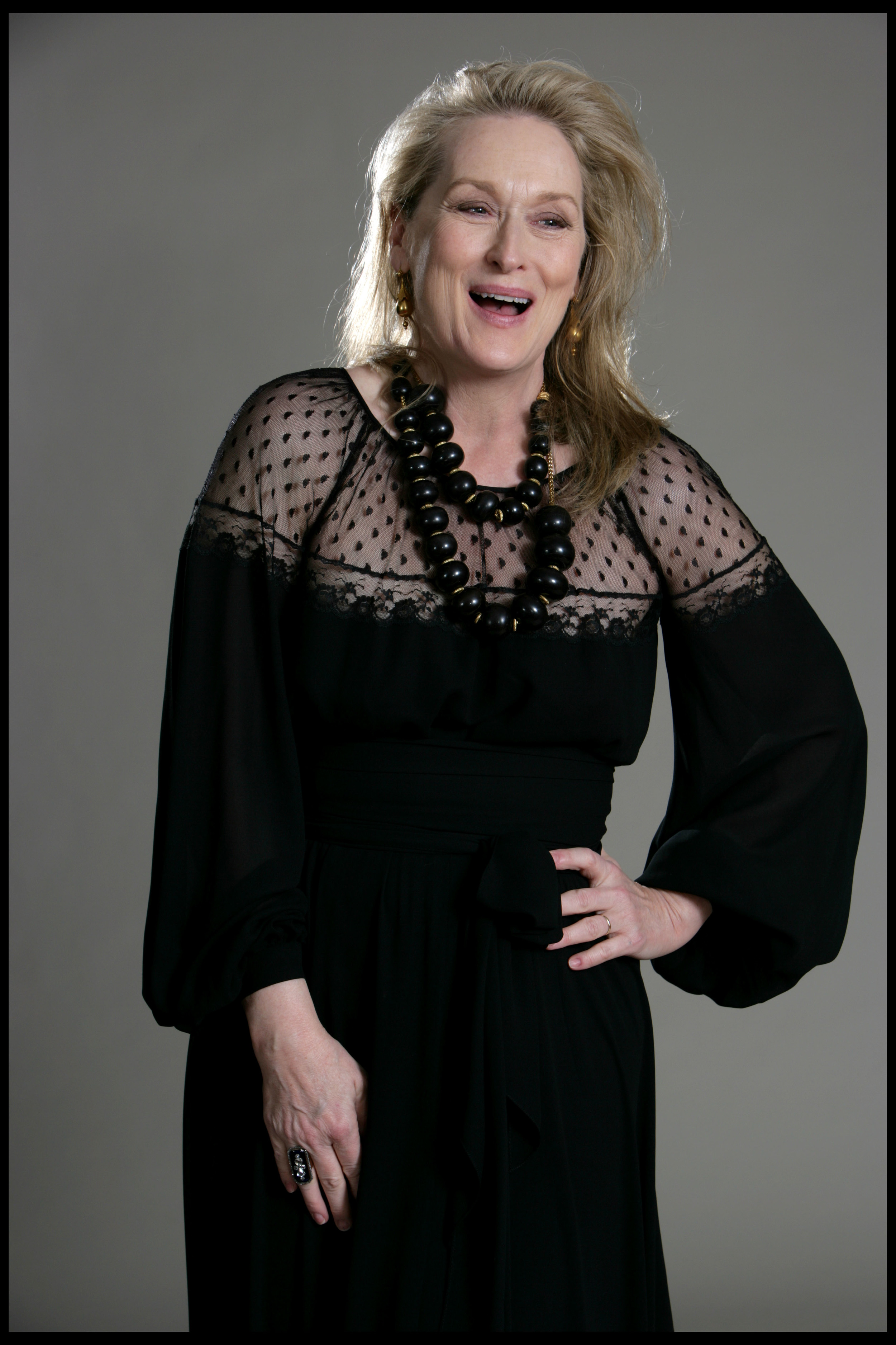 Meryll Streep, actress