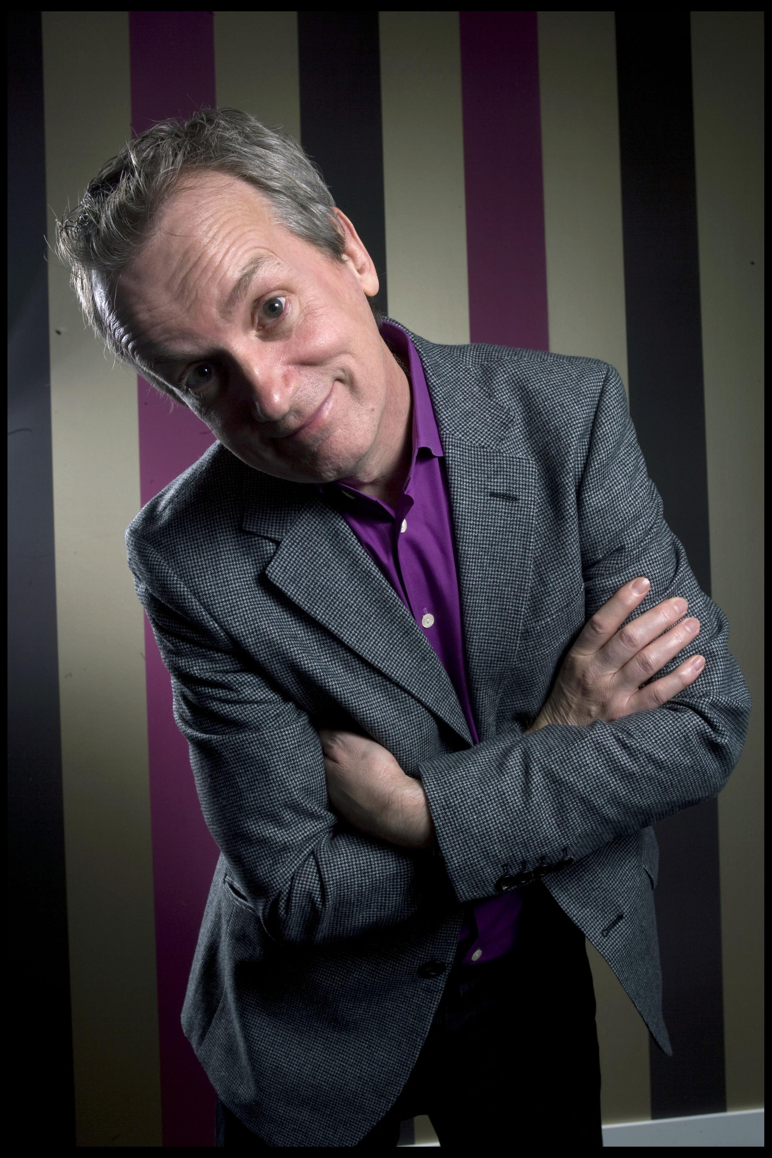 Frank Skinner, comedian