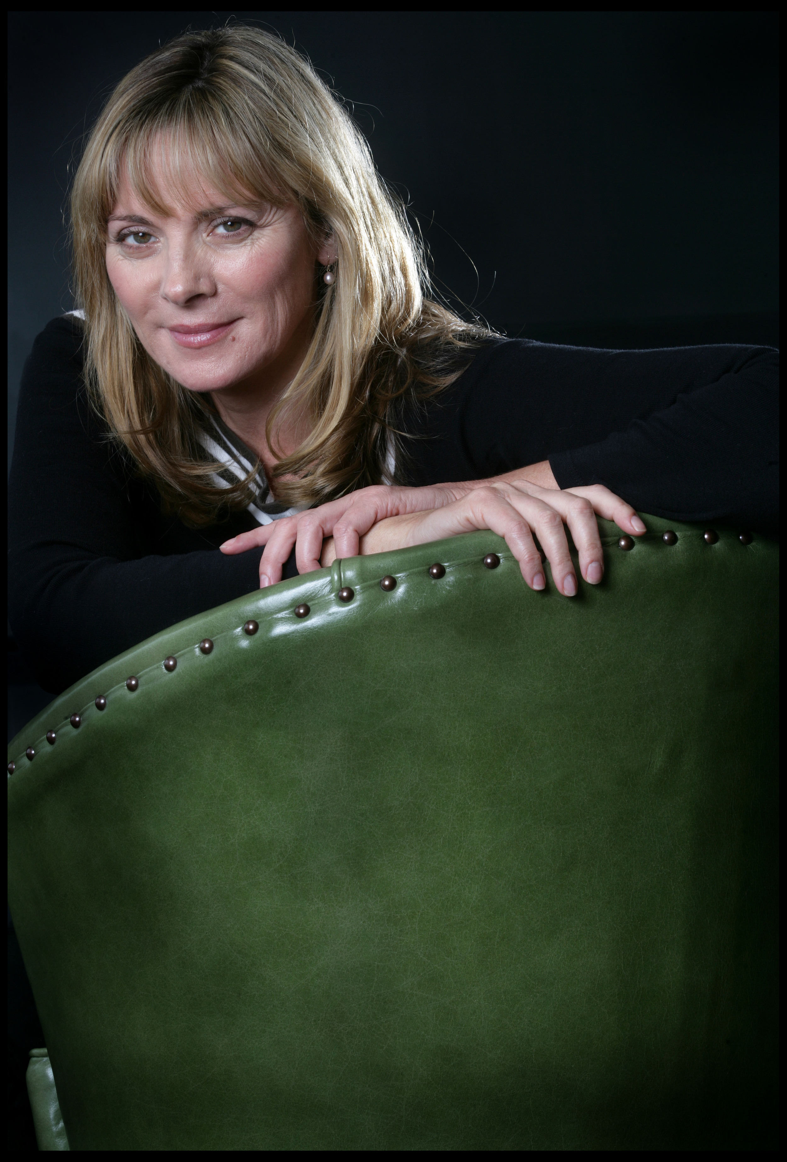 Kim Cattrall, actress