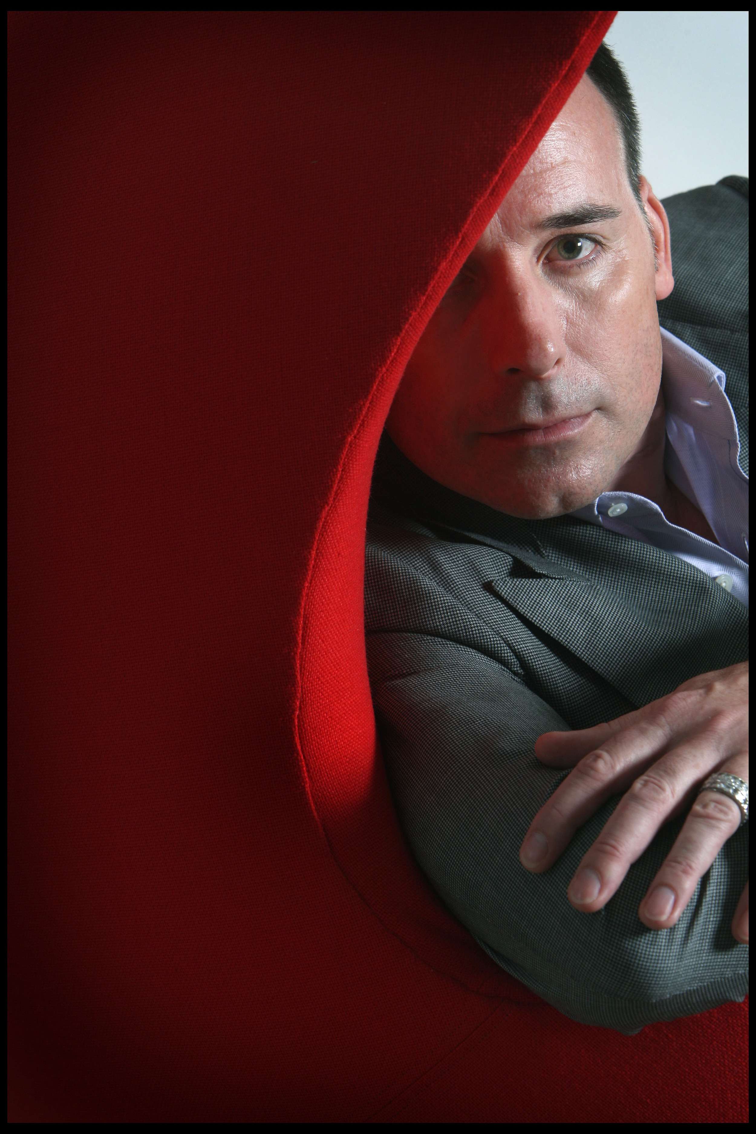 David Furnish, film maker