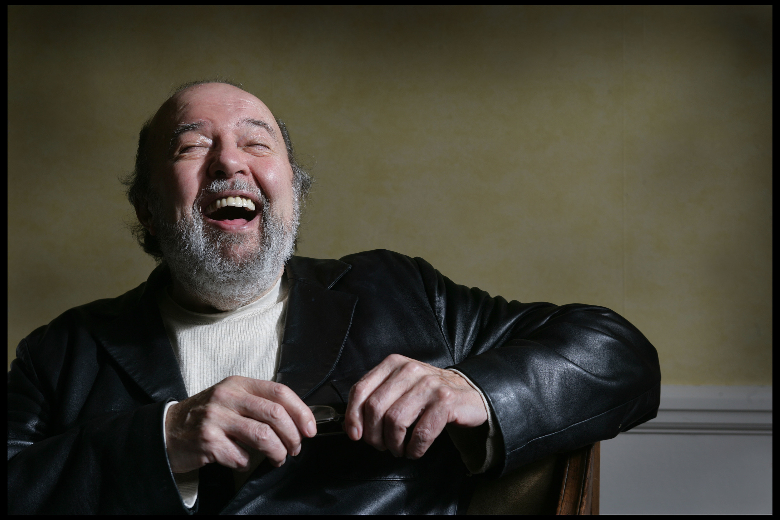 Sir Peter Hall, theatre and film director