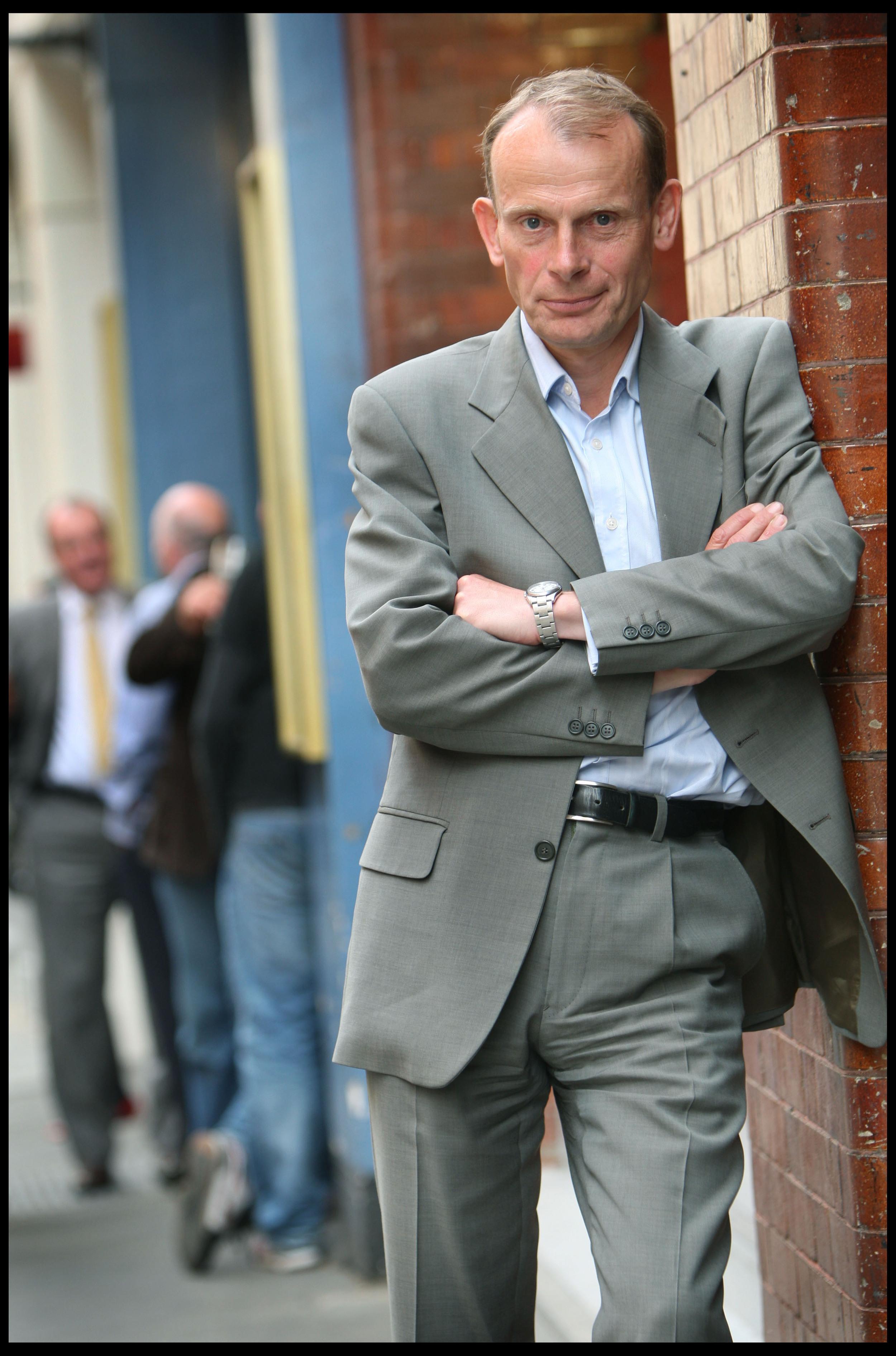 Andrew Marr, TV presenter