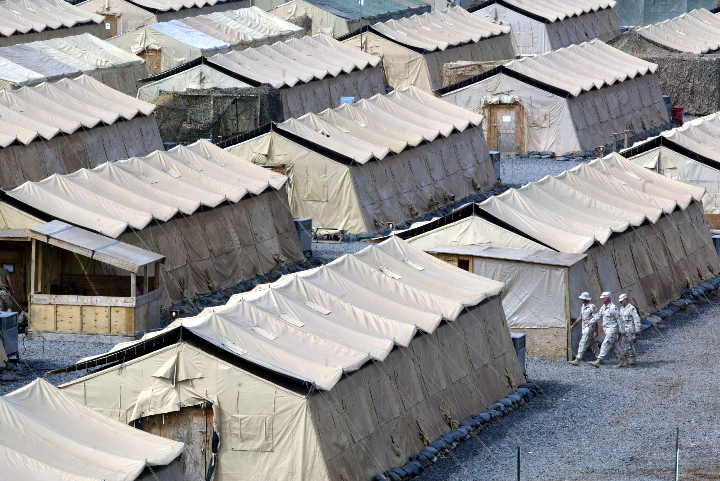 War on Terror, Camp Lemonier, Djibouti