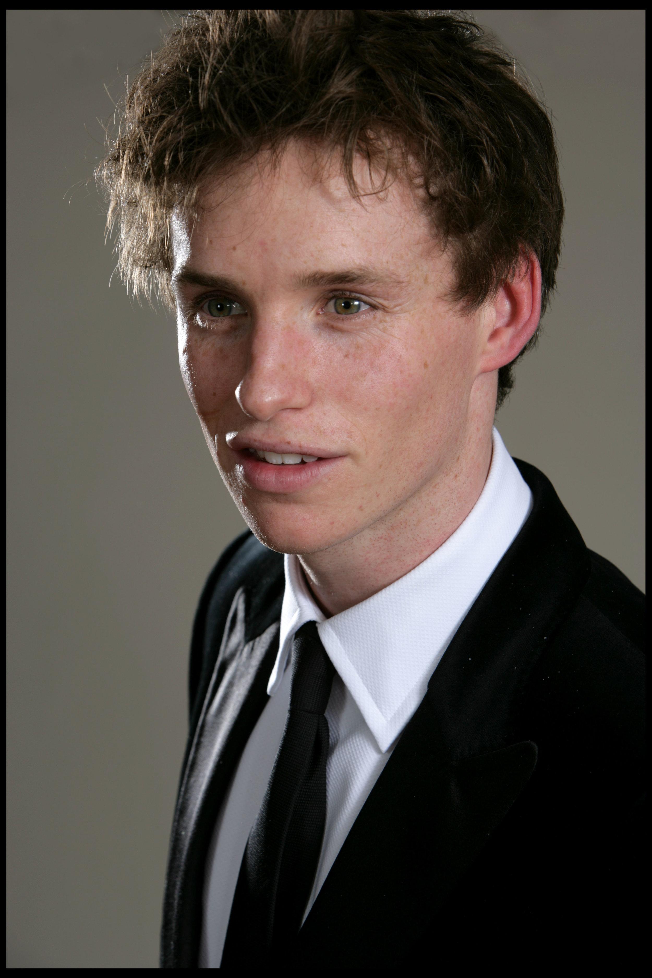 Eddie Redmayne, actor