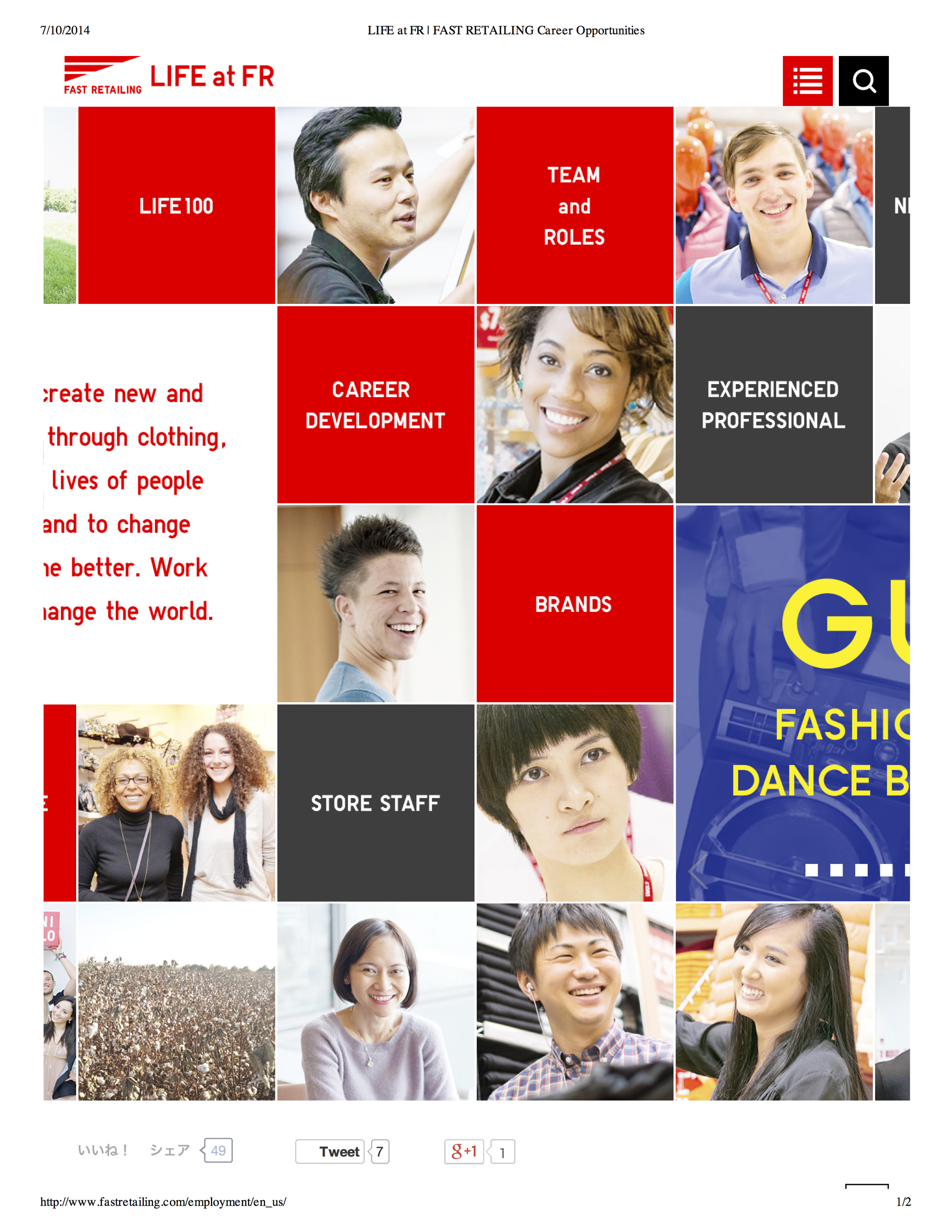 """Preview of """"LIFE at FR 