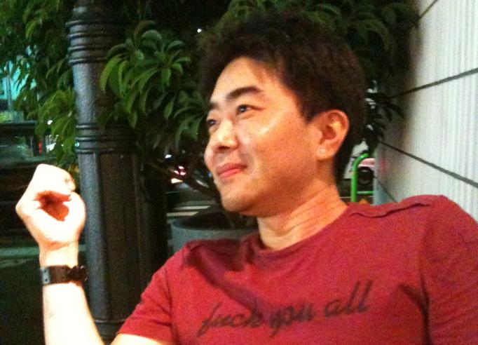 Taku Haruda, CEO and Founder of Peatix.com | Photo courtesy ofdisruptingjapan.com