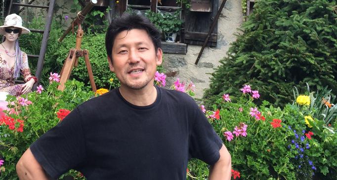 Tadashi Tanimomo | Founder and CEO of Realcom Inc. (photo courtesy of Disruptingjapan.com)