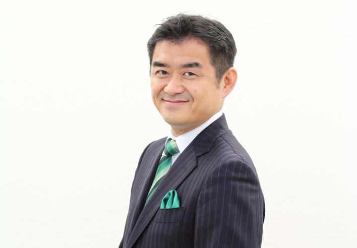 """Yoichiro """"Pina"""" Hirano, founder of Infoteria."""