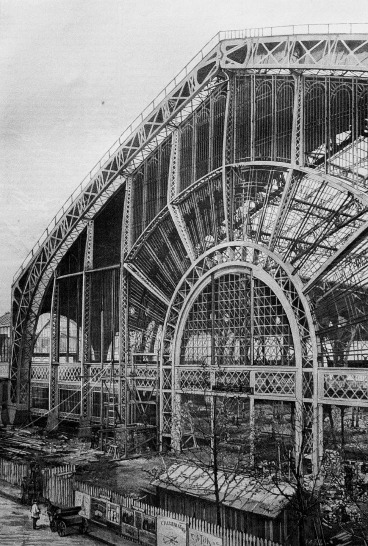 Dutert's Gallery of Machines (destroyed in 1906)