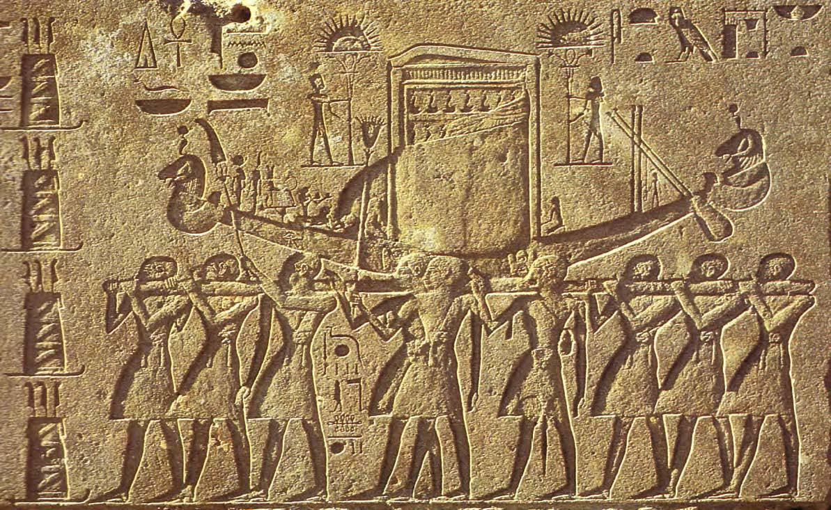 Festival of Opet, Egypt