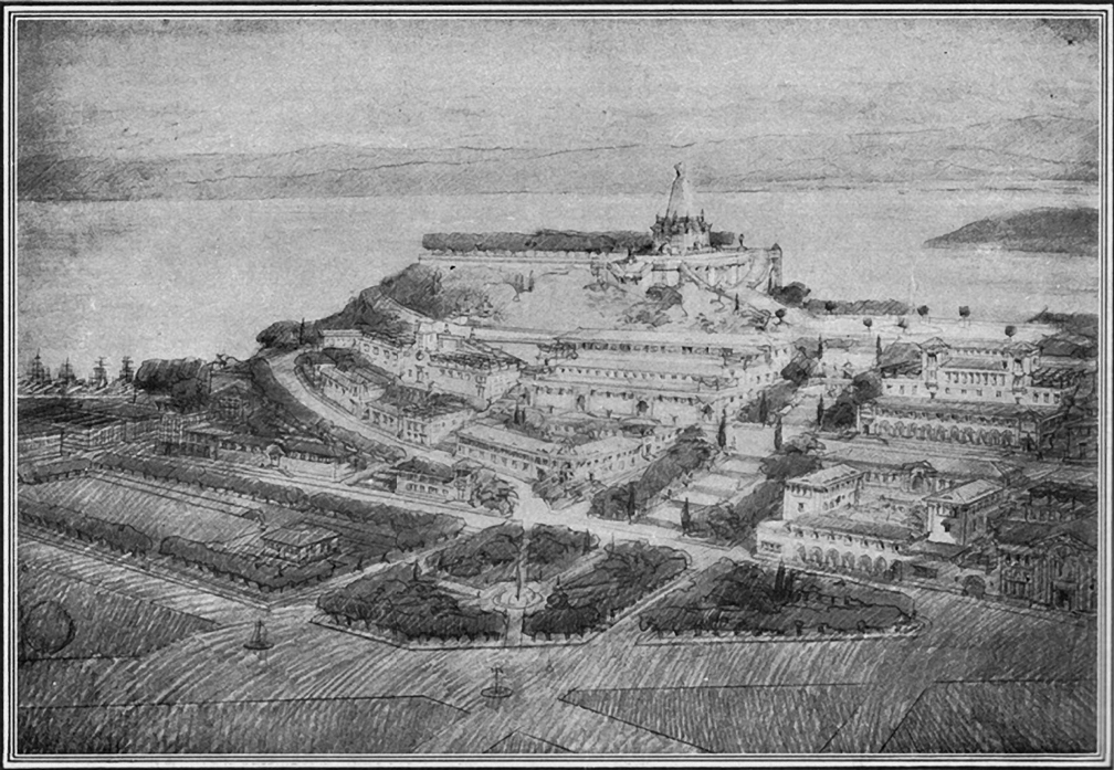 Burnham's vision for Telegraph Hill and North Beach