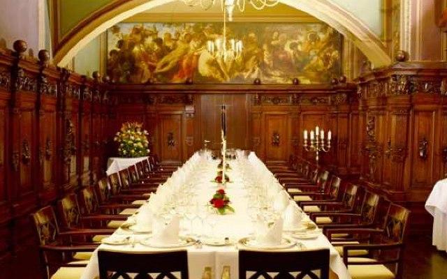 Banquet room in the Ratskeller