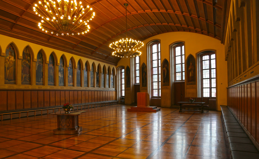 The Kaisersaal today