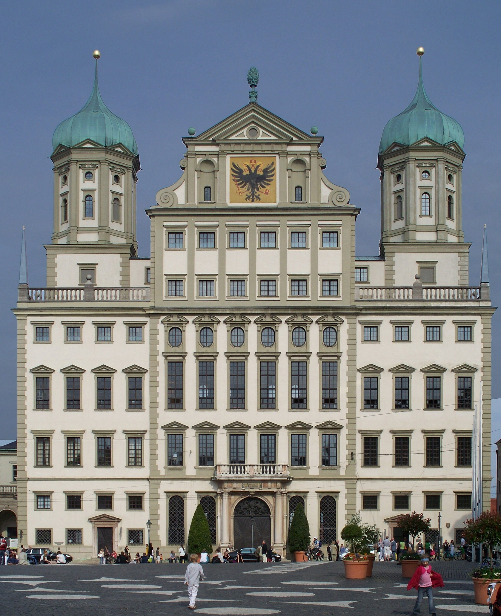 Augsburg Town Hall ( Rathaus )