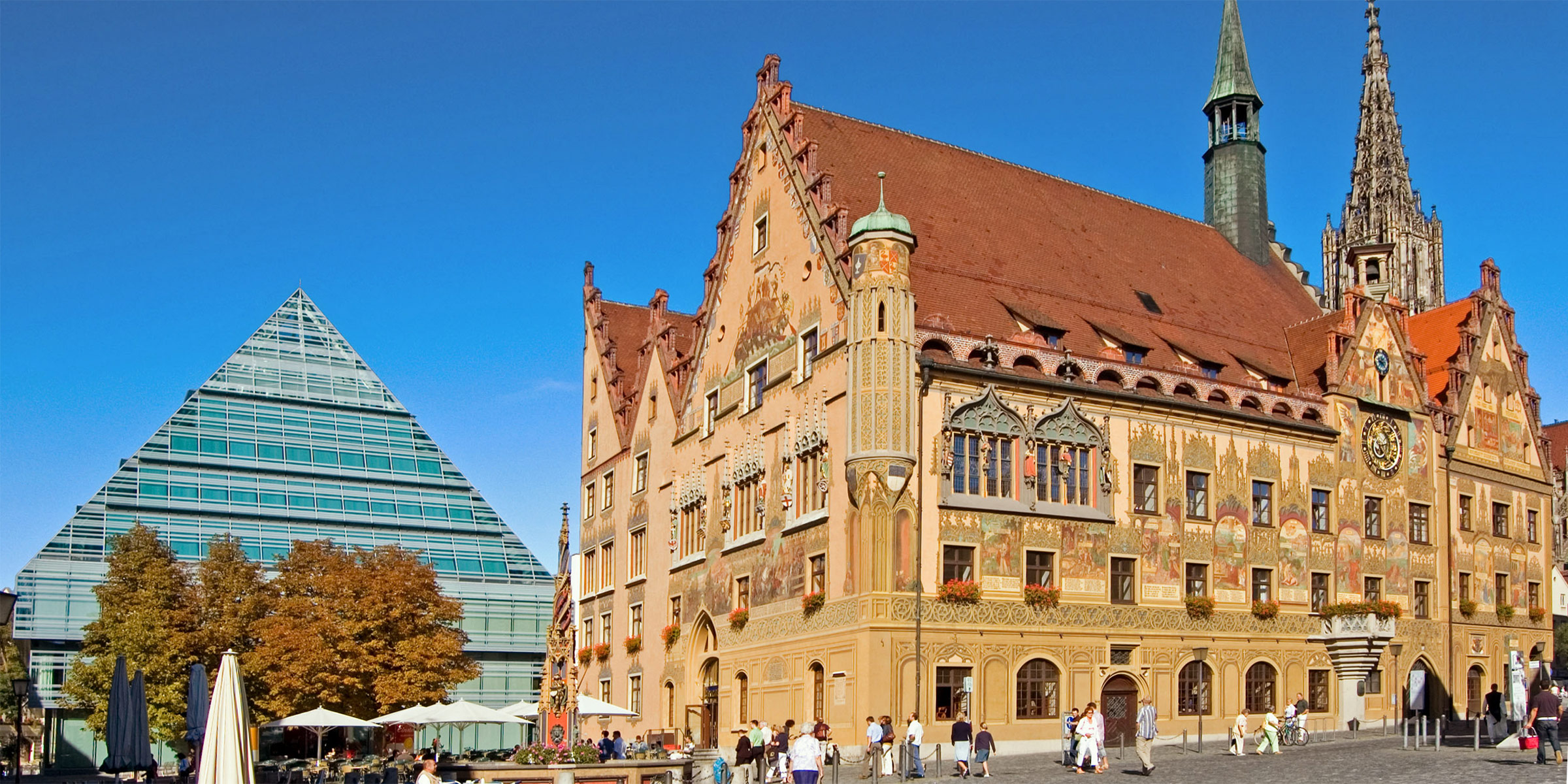 Ulm City Hall