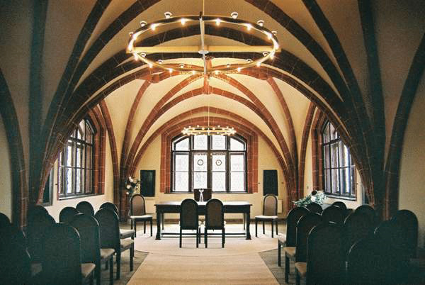Meetings and Ceremony Room
