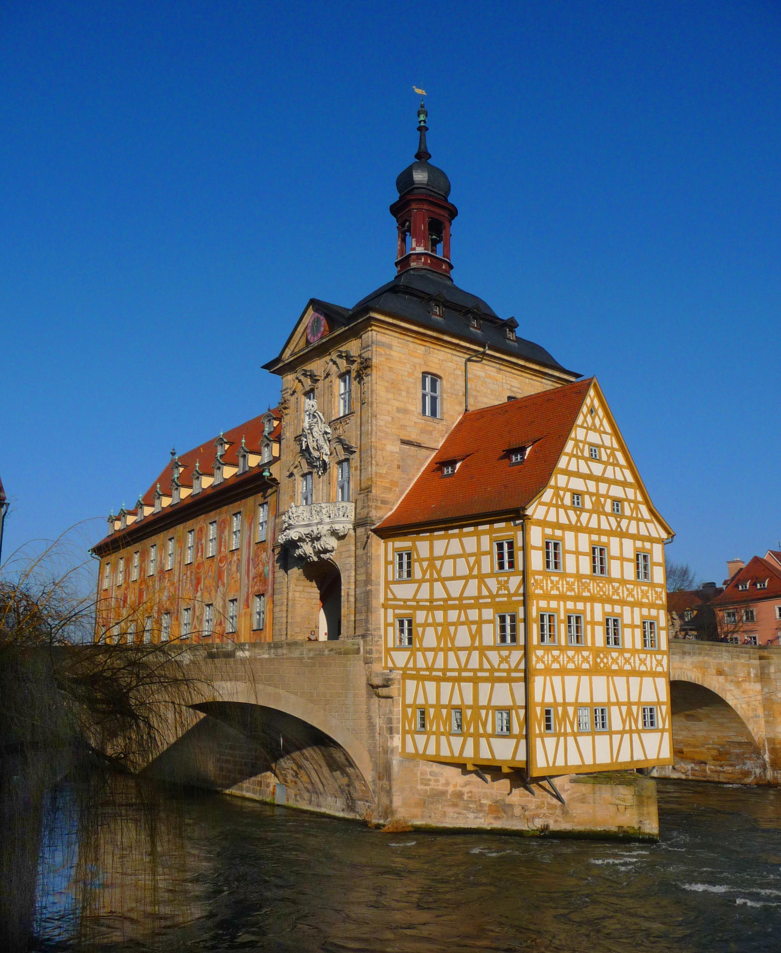1467; rebuiltn 1754-1756 by Jakob Küchel (photo:Wikimedia Commons)