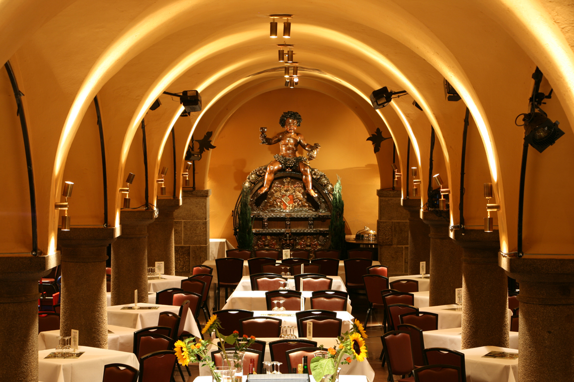 The Bacchus Dining Room
