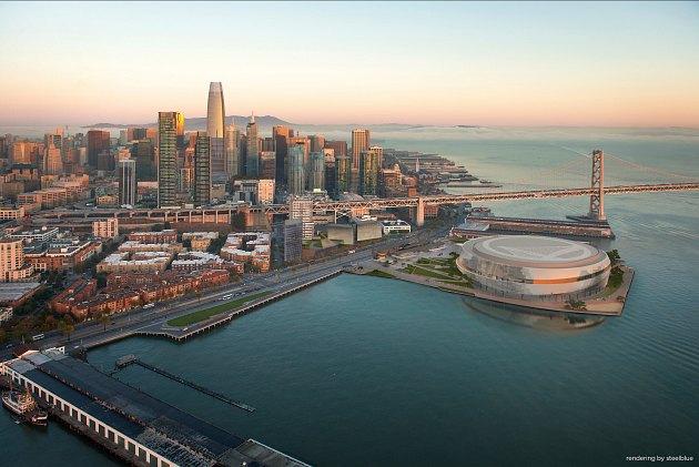 Golden State Warriors Stadium proposal