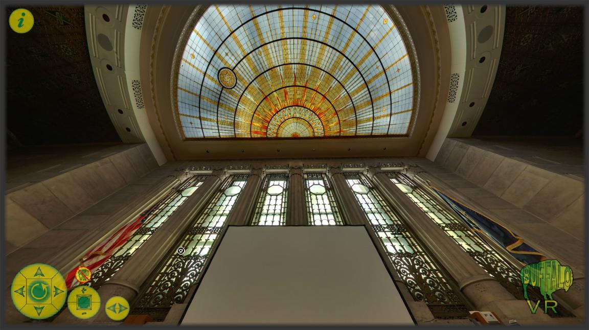 (photo: Buffalo VR -- click for an interactive 360 panorama)