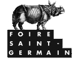 Present logo of the Saint Germain Fair