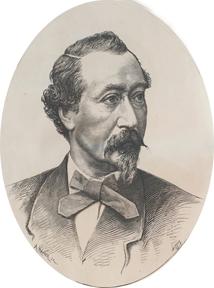Senator Krantz, Commissiiner General of the 1878 Exposition