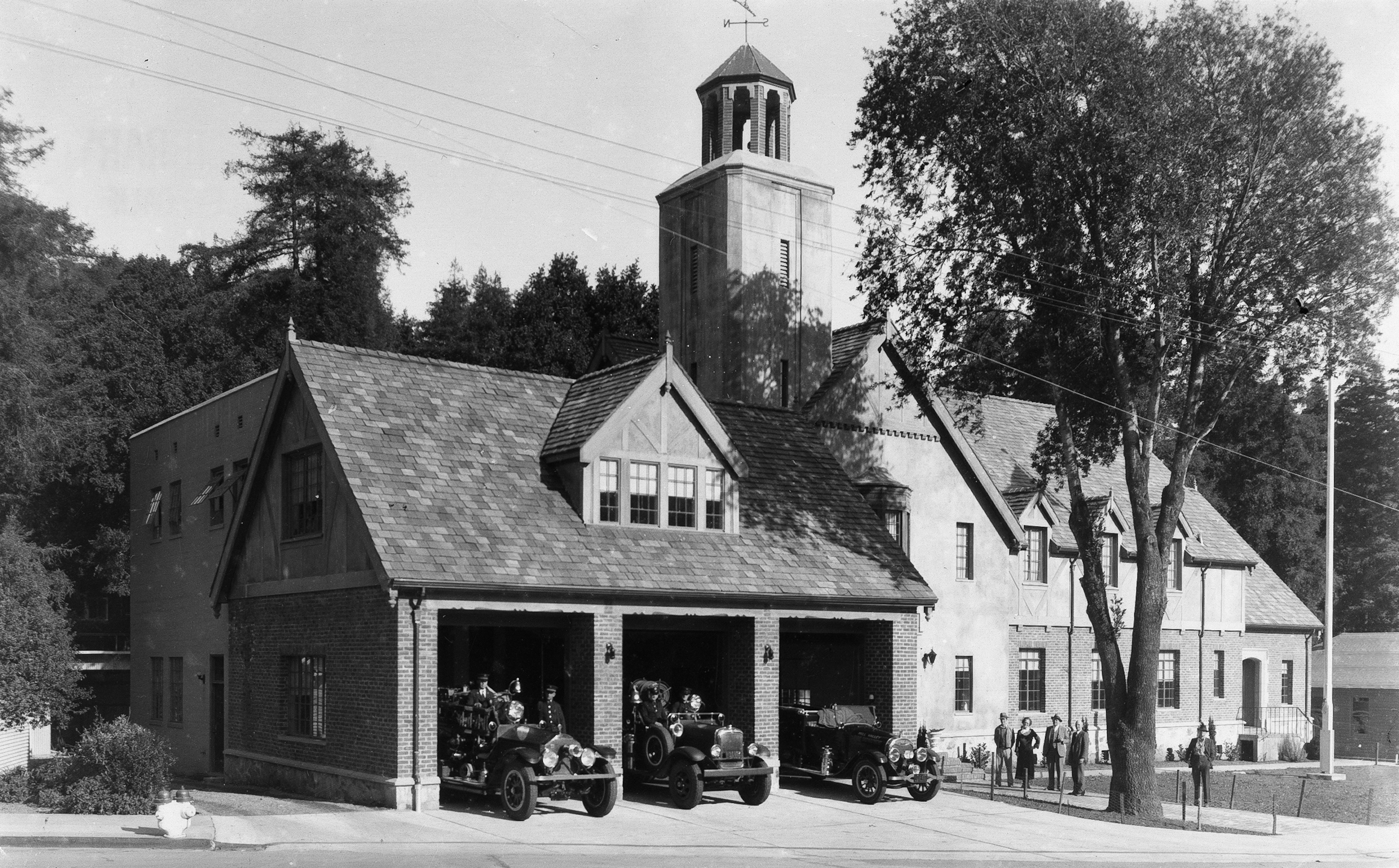 (photo: Mill Valley Library History Room -- click the image for a larger view)