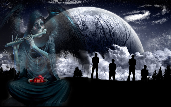 """""""Dark Flute"""" by allen132"""