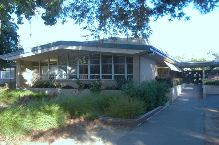 Current Petaluma City Hall