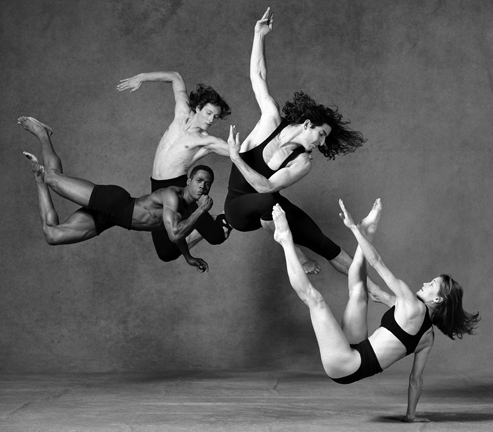 """Lois Greenfield, """"Airborne"""""""
