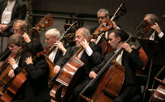 Chicago Symphony Orchestra Bass Section