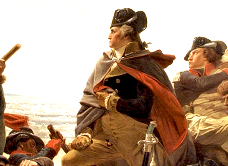 African-American oarsman, George Qashington, James Monroe