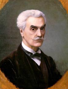 Jean-Léon Gerôme, 1824-1904