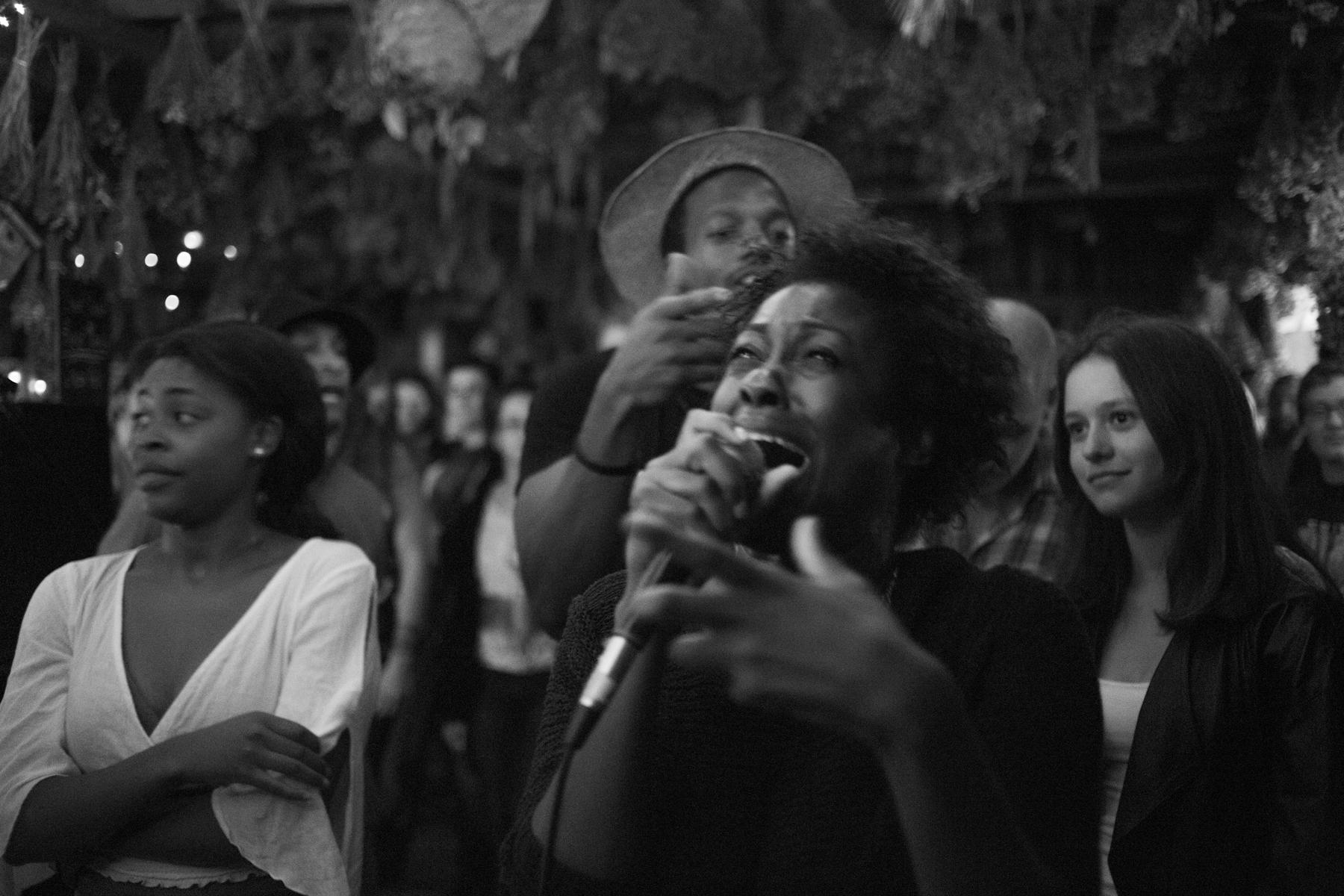 Sammus at Littletree Orchard. 2015.