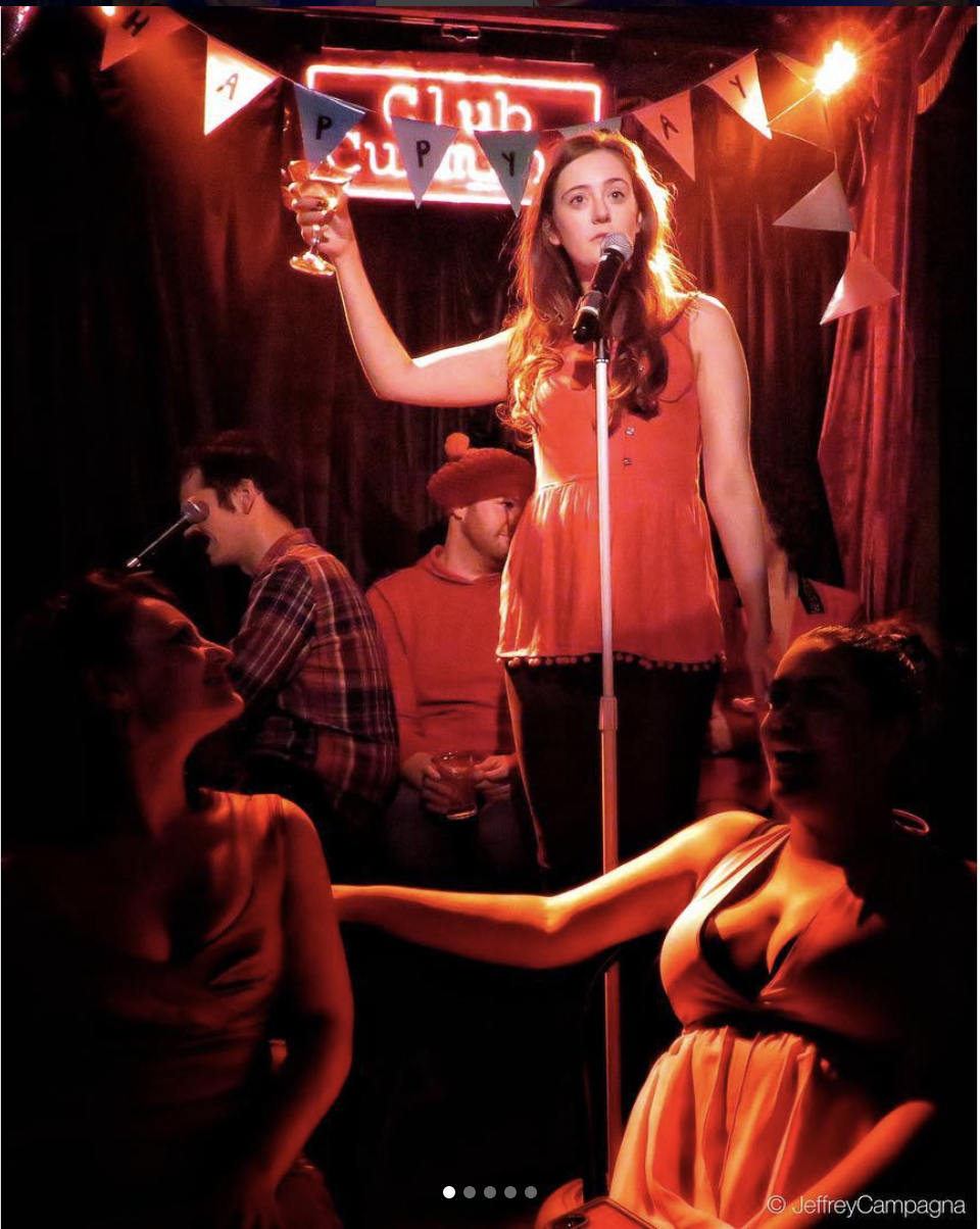 photo by Jeffrey Campagna at club cumming
