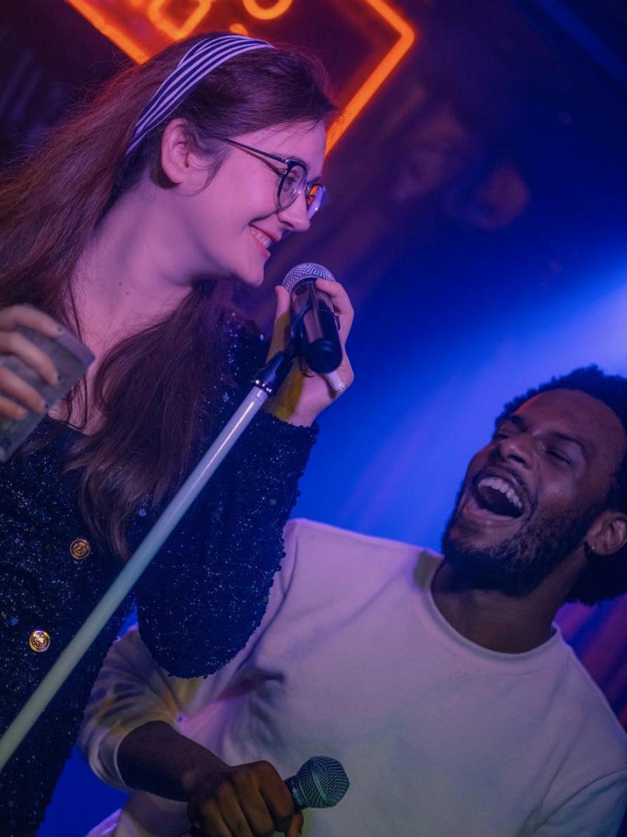 photo by Austin Ruffer at club cumming