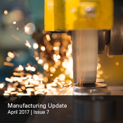 Manufacturing Update Issue 7