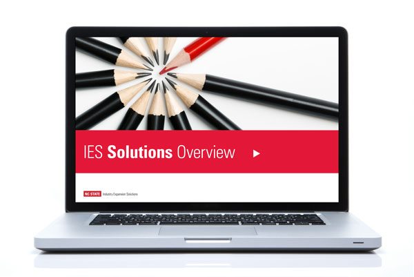 IES Solutions Overview
