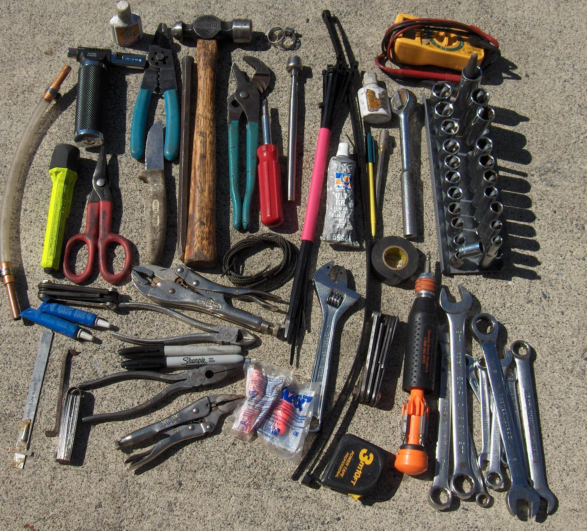 Tools for Normal Bilge Pumps