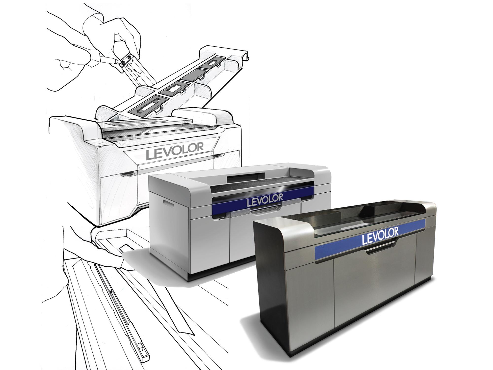 LEVOLOR     Smart Machine