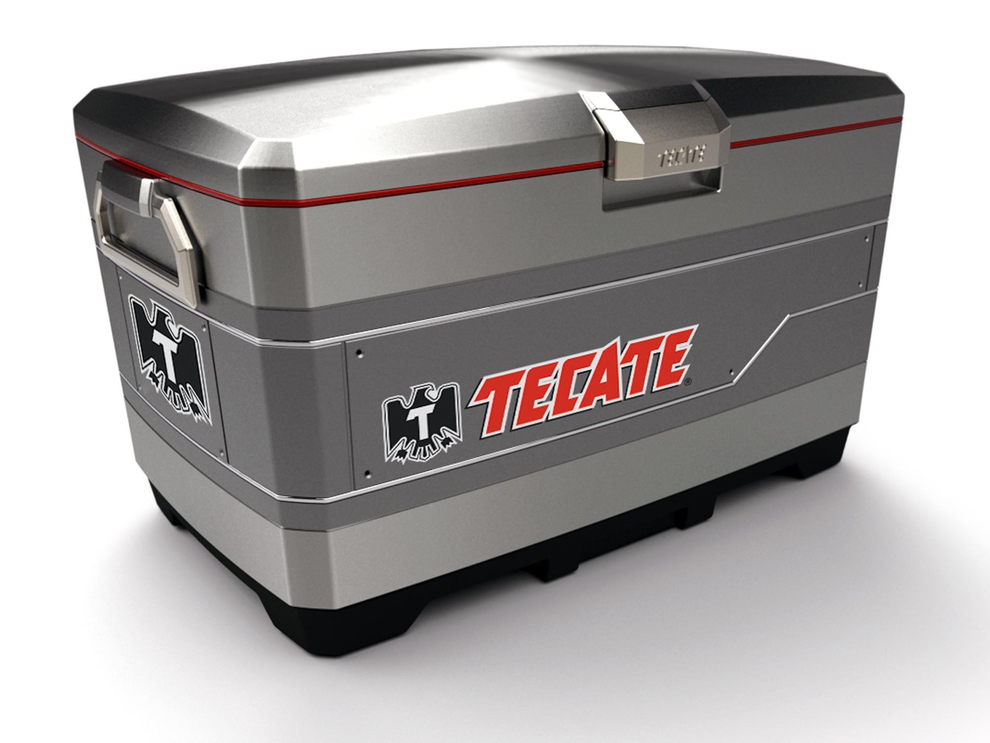 RUBBERMAID     Tecate Cooler