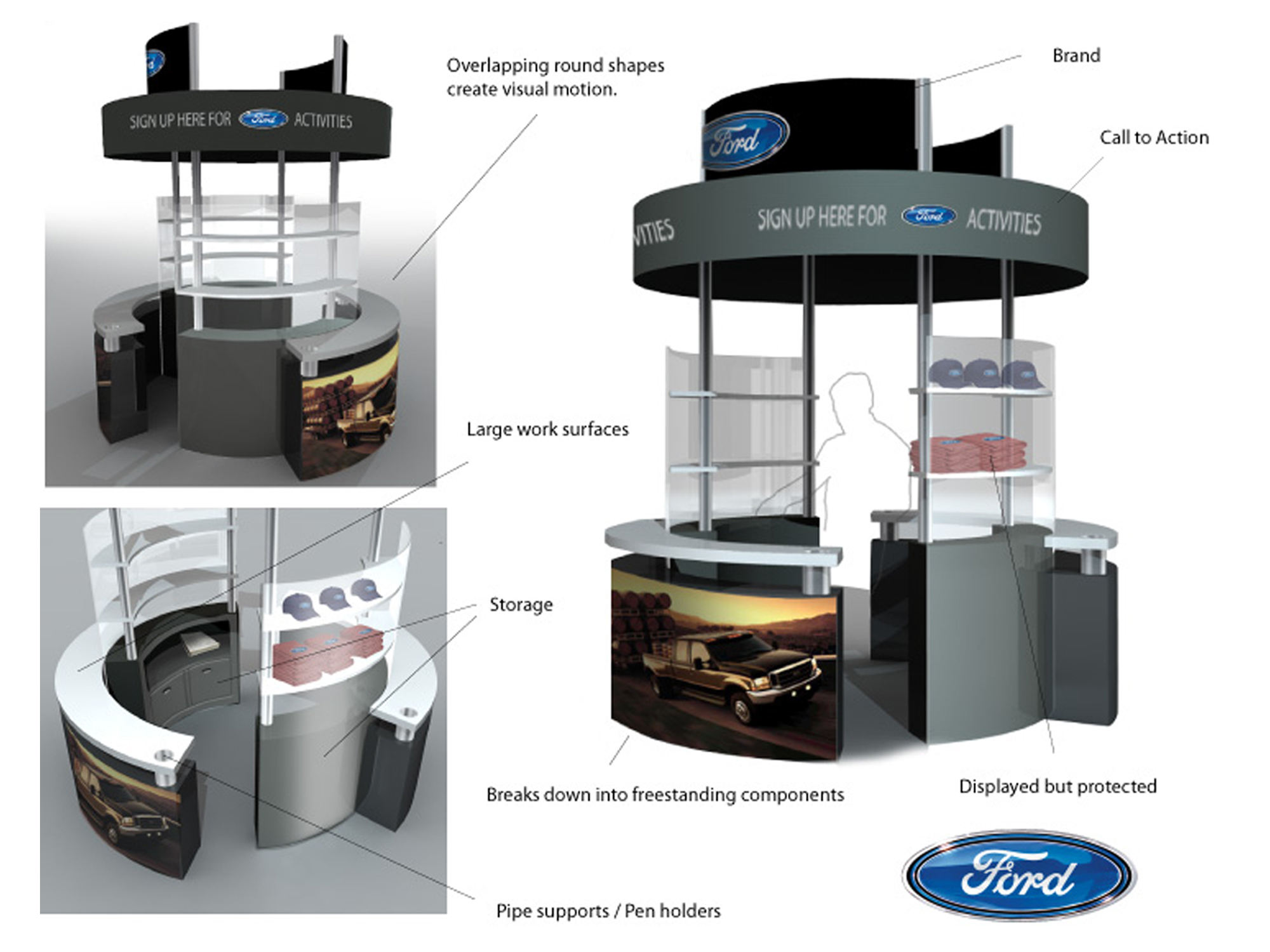 EXPERIENCE     Ford Display