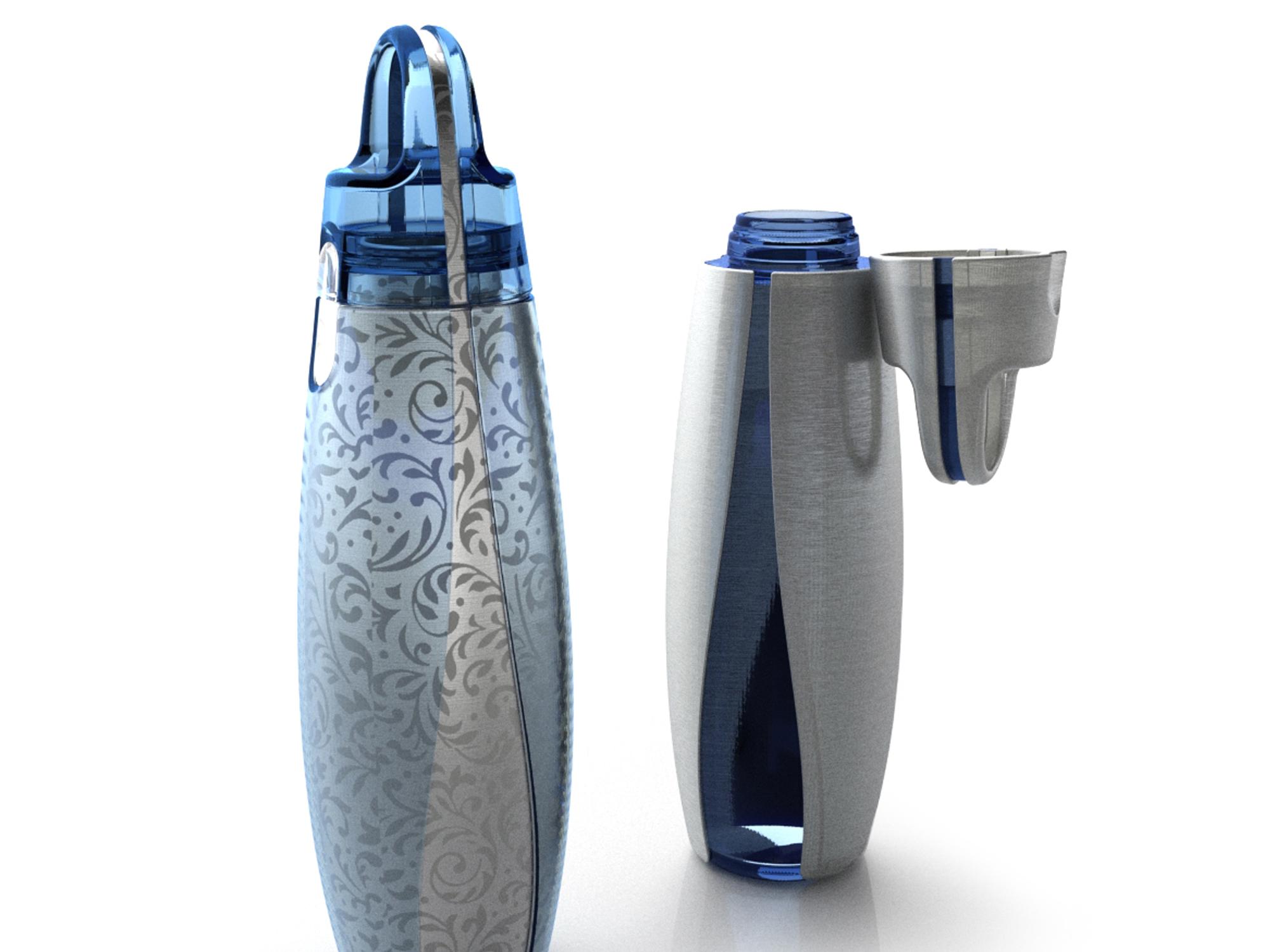 RUBBERMAID     Water Bottle