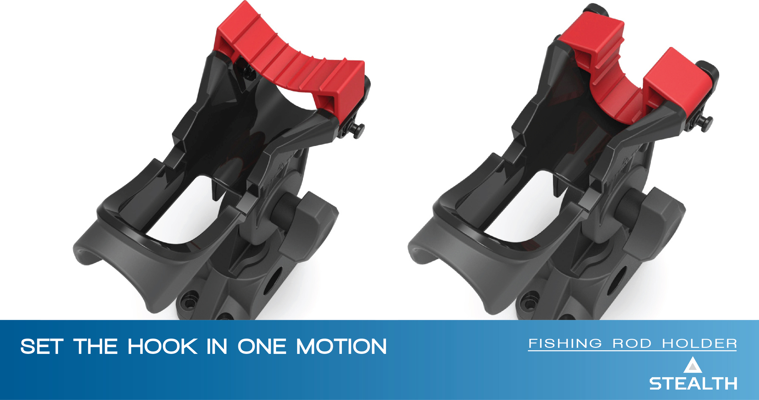 Stealth Quick Release - Launch Innovation