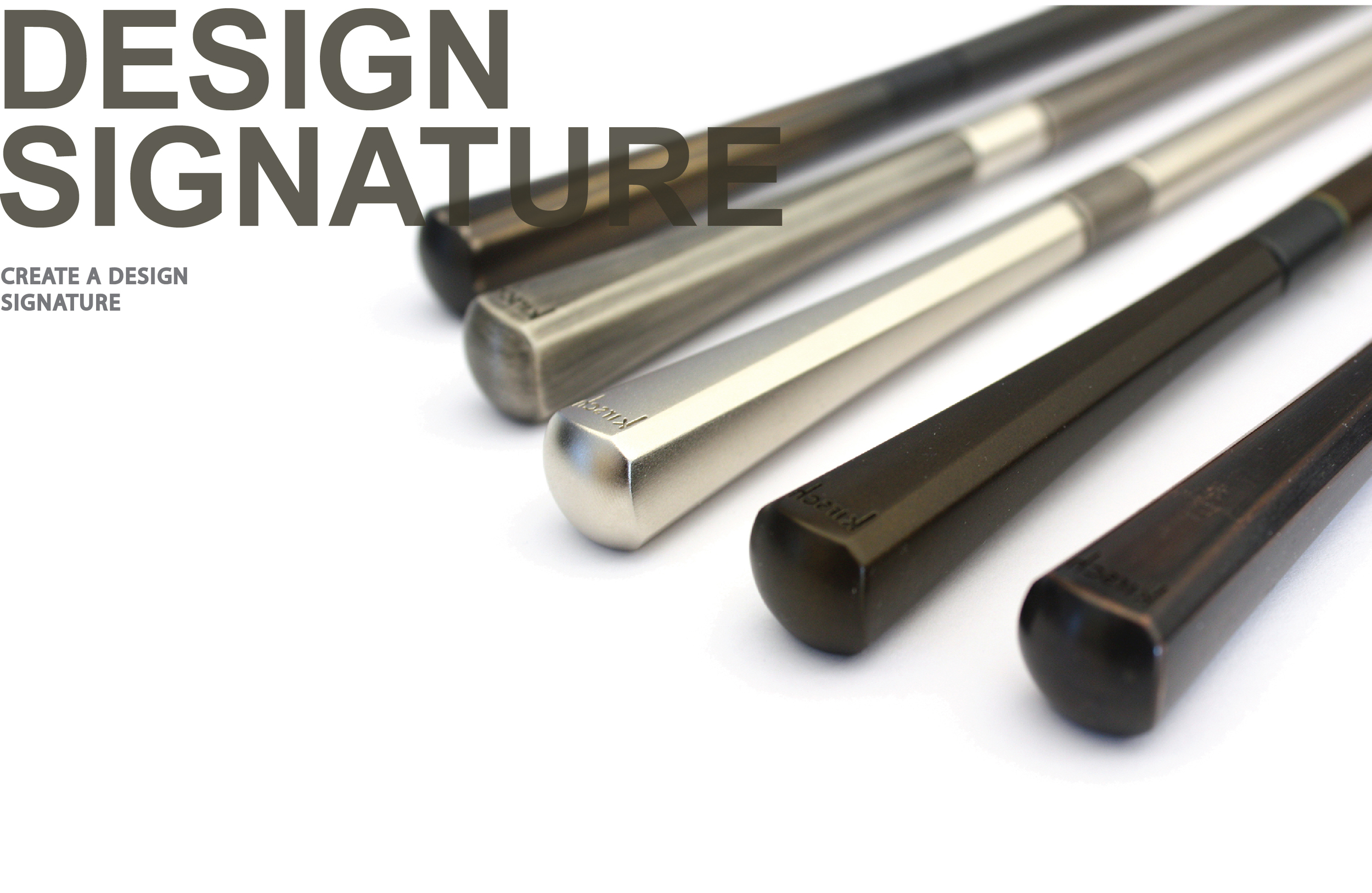 Design Signature Touchpoints
