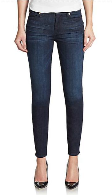 Gwen Ankle Skinny Jeans