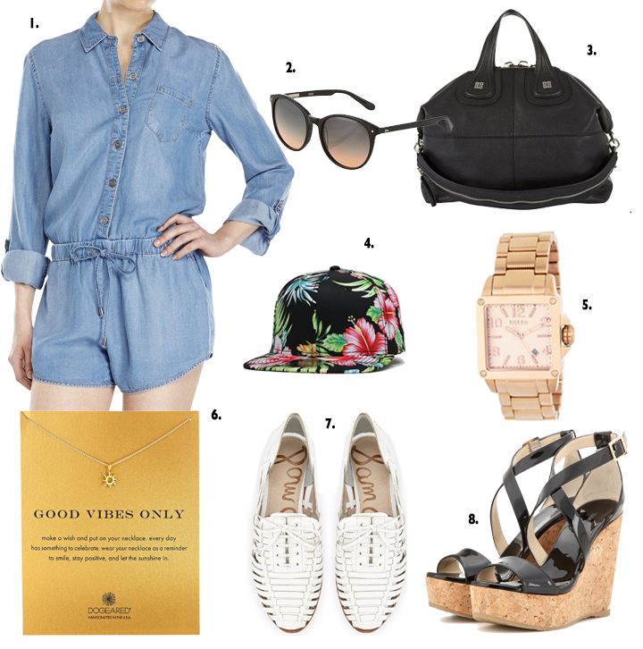 romper outfit board